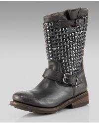Ash Trash Bis Studded Boot - Lyst