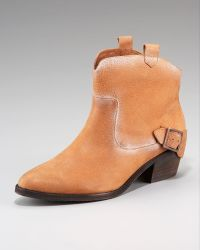 Joie Garth Harness Ankle Boot - Lyst