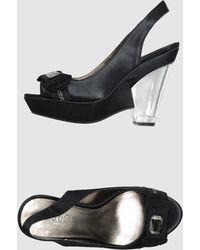 Liu Jo Liu •jo - Platform Sandals - Lyst