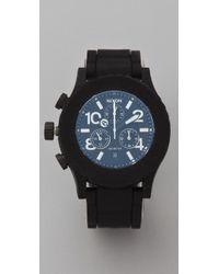 Nixon The Rubber 42-20 Chrono Watch - Lyst