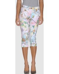Cappopera - 34length Trousers - Lyst