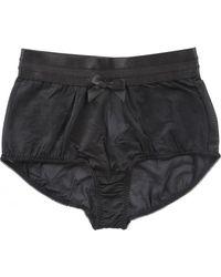 Bordelle Mesh Culottes Underwear - Lyst