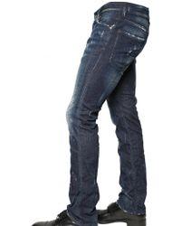DSquared² 19cm Destroyed Denim Slim Fit Jeans - Lyst