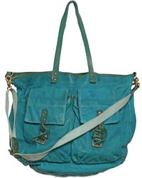 Giorgio Brato - Washed Vintage Weekend Bag - Lyst