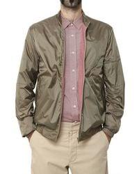 Maison Margiela Nylon Bomber Sport Jacket - Lyst