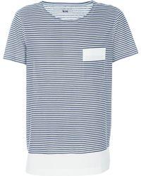 Acne Studios Granville T-shirt - Lyst