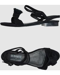 Rodarte Sandals - Lyst