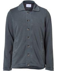 Italia Independent Grey Comfort Fit Jacket - Lyst