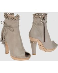 Obeline Ankle Boots - Lyst