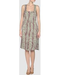 Siyu Short Dress - Lyst