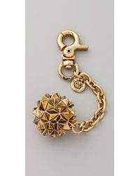 House of Harlow 1960 | Crater Key Chain | Lyst