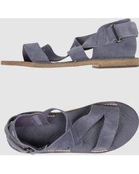 Maison Margiela Sandals - Lyst