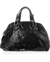 Pauric Sweeney - Sequin-Embellished Tote - Lyst