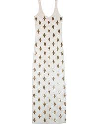 Sass & Bide Capture The Love Sequin Long Maxi Dress - Lyst
