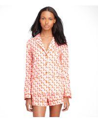 Tory Burch - Mireille Pyjama Set - Lyst