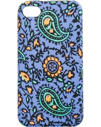 J.Crew Printed Iphone 4 Case - Lyst