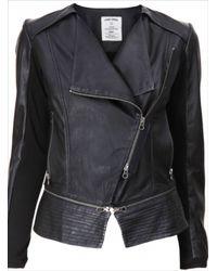 Pyrus - Leather Piston Jacket  - Lyst