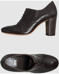 Jfk Laced Shoes - Lyst