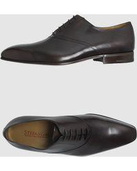 Stefano Bi - Laced Shoes - Lyst