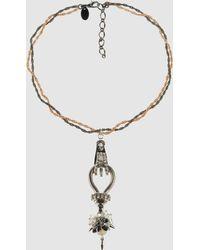 Erickson Beamon Necklace - Lyst