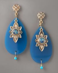 Stephen Dweck - Agate & Opal Earrings - Lyst