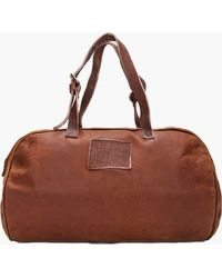 Common Projects - Washed Tan Duffle Bag - Lyst