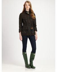 Hunter Trials Cotton Jacket - Lyst