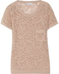 See By Chloé - Crochet Top - Lyst