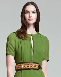 Burberry Prorsum - Beaded Crochet Belt - Lyst