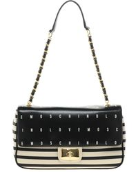 Love Moschino | Leather Look Shoulder Bag | Lyst