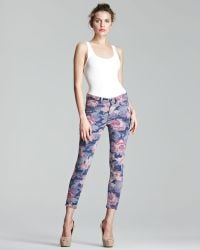 Joe's Jeans The High Water Tainted Rose Jeans - Lyst