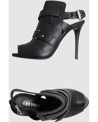 Le Silla High Heeled Sandals - Lyst