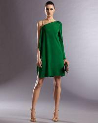 Gucci Asymmetric Dress - Lyst