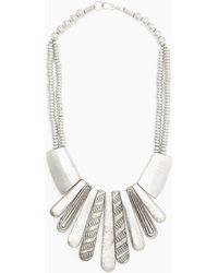 Nasty Gal Mayan Necklace - Lyst