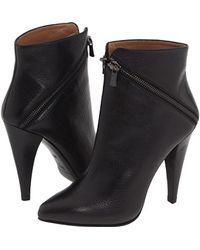 Sigerson Morrison Heel Boots - Lyst