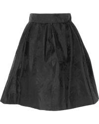 Vivienne Westwood Red Label - Satin-Jacquard Skirt - Lyst