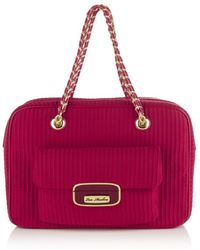 Love Moschino Otto Bowling Bag - Lyst