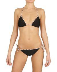 b02f3c3ff58bcf Burberry Brit Swimwear, Bikinis & Swimsuits - Lyst