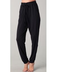 3.1 Phillip Lim - Drawstring Lounge Pants - Lyst