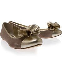 Paul & Joe Luck Ballerina Flats - Lyst
