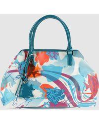 Ferré - Large Fabric Bag - Lyst