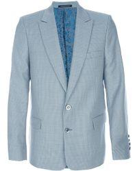 Paul & Joe - Blue Suit - Lyst