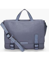 Marc By Marc Jacobs - Grey Robbie Messenger Bag - Lyst
