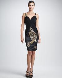 Julian Joyce By Mandalay - Sleeveless Embellished Dress - Lyst