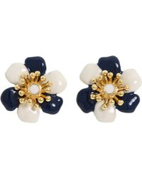 Kate Spade Posey Park Stud Earrings - Lyst