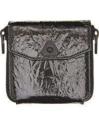 Alexander Wang Trigone Compact Wallet - Lyst