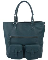 Vanessa Bruno Athé - Front pocket tote - Lyst