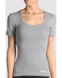 Donna Karan Intimates Undershirts - Lyst