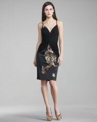 Julian Joyce By Mandalay - Laceapplique Dress - Lyst