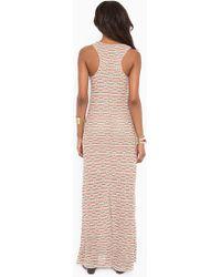 Nasty Gal Sunset Maxi Dress - Lyst